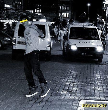 Babawest34 Fuckthepolice Underground ACAB From Turkey Street Iatanbul