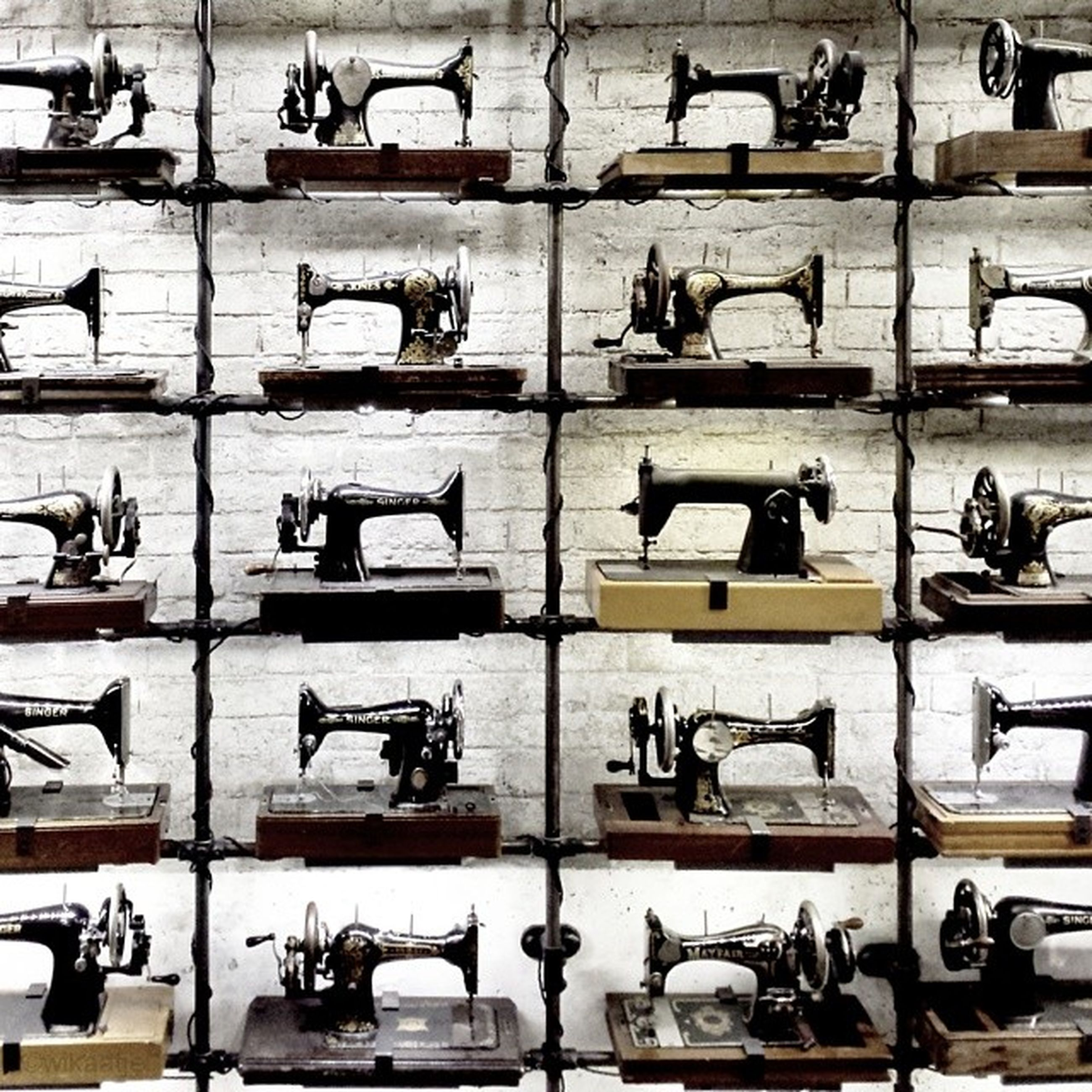 large group of objects, in a row, arrangement, order, abundance, indoors, variation, full frame, side by side, backgrounds, repetition, choice, stack, shelf, retail, still life, collection, shoe, rack, store