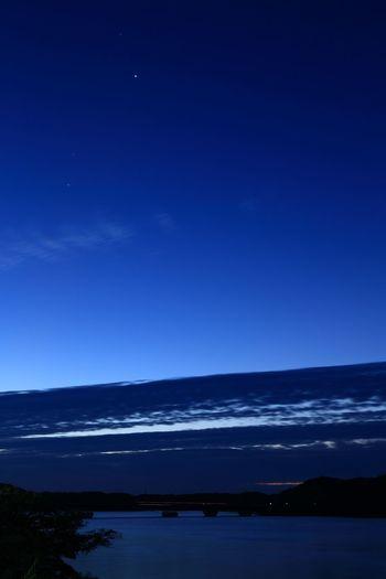 明けの明星。星座はないが、金星火星木星のコラボ。CAMERA;CANON 6D LENS;EF24-105F4L no filter Night Nightphotography Eos6d Canon6d Japan Light And Shadow Traveling 浜名湖 浜松 Stars