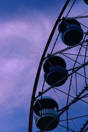 17.62° Sky Arts Culture And Entertainment Cloud - Sky No People Metal Fun Nature Amusement Park Architecture Carnival Tall - High Amusement Park Ride Low Angle View Built Structure Day Fairground