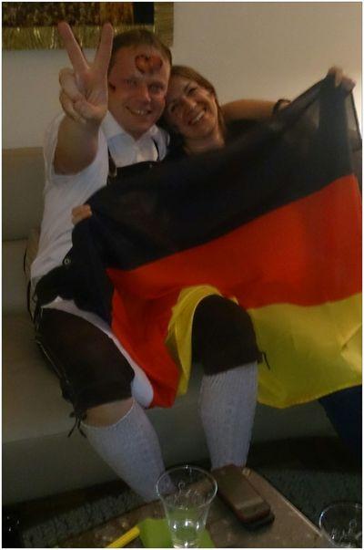 Hurra Deutschland! Fussball Ist Unser Leben For You ;-) Fußball WM 2014