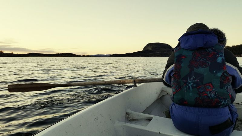 Rowing Norway Q Quo Vadis Where Are You Now? Landscapes With WhiteWall