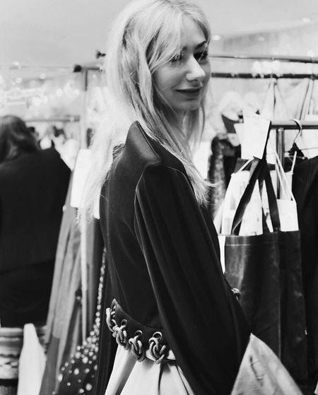 The Portraitist - 2016 EyeEm Awards Backstage Modeling Portrait Fashion Show Princess Dress