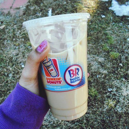 Coffee Dunkindonuts