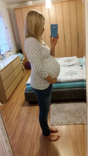 3 weeks ago.... Babygirl Babybelly Pregnant Pregnancy