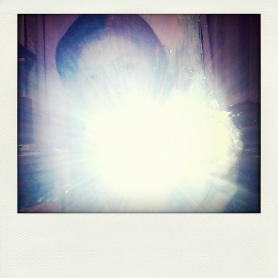When Boredom Strikes. Selfie It's ME In The Mirror Enjoying Flashlights :) yeah.. follow me.. and il do the same favor.