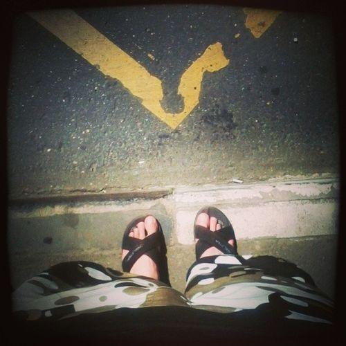 ноги тапки лето ялюблюлето