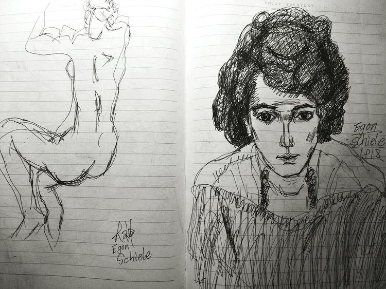 Egon Schiele Schiele