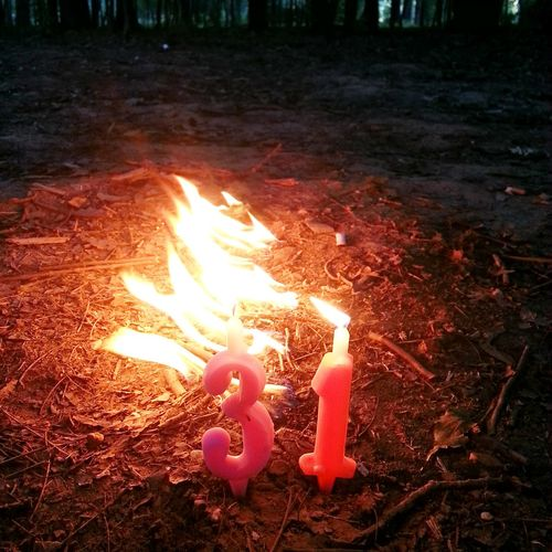31 31 Yers Fire