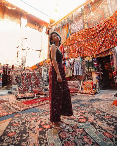 EyeEmNewHere Travel Culture And Tradition Beautiful Woman Fashion One Person Only Women One Woman Only Mid Adult Full Length Indoors  Adult Adults Only Portrait Young Adult People Bridal Shop Young Women Beautiful People One Young Woman Only Day Bride