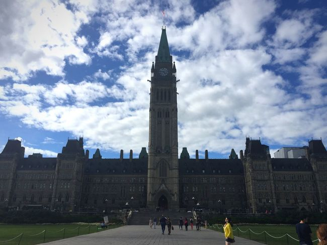 Parliament Building Trip