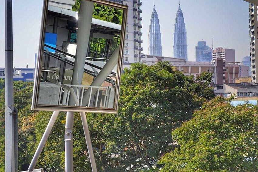 Trust is like a mirror, you can fix it if it's broken, but you can still see the crack in that mother fucker's reflection. Lady Gaga - City Architecture Tree Modern Building Exterior Skyscraper Business Finance And Industry No People Outdoors Office Building Exterior Sky Cityscape High Angle View
