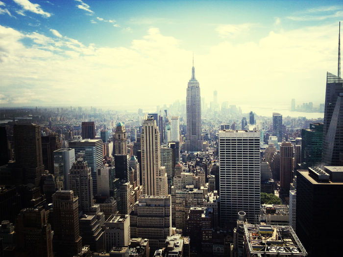 New York City Rooftops Staple City GetYourGuide Cityscapes