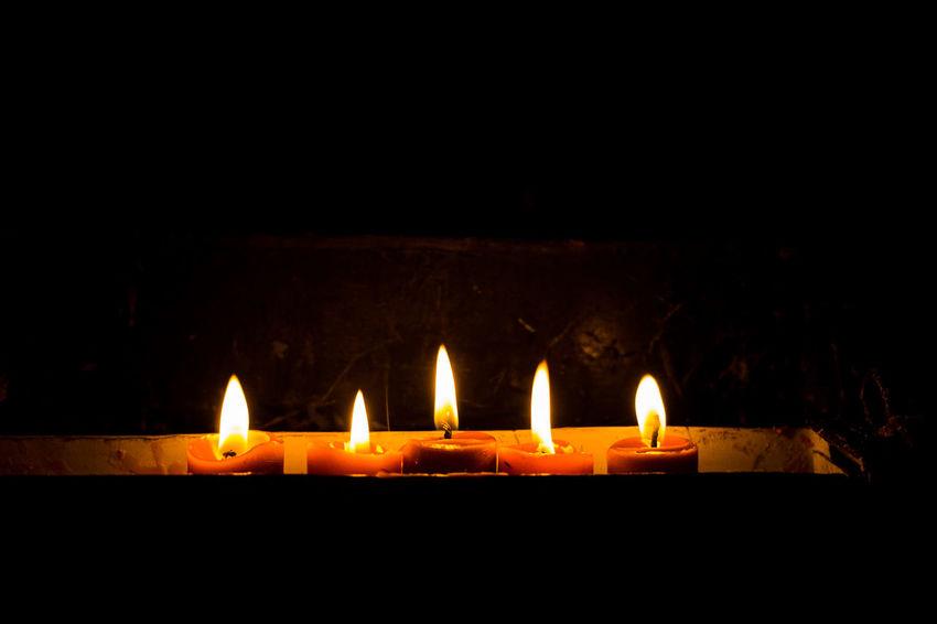 Candles Flame Illuminated Heat - Temperature Night Candle Burning No People Outdoors Black Background Sea Water Sky Close-up EyeEm Best Shots EyeEm New Here Eyeem Philippines