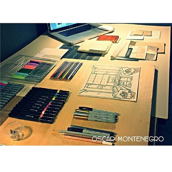 This is how my morning looked like... Sketching Ideation Rendering Inspiration Art designer interiordesigner inspiration interiordesignstudent instagramer MIU miamiartinstitute Fabrics ArmanyCasa FensiCasa funatwork followme furniture happysoul livelovelife lines picture Samples