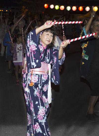 Japanese Bon Dance Japanese Culuture Feel The Journey