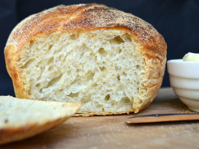 Close-up of bread