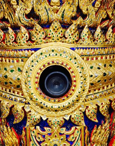 royal thai ship Asian Art Close-up Craft Decorative Art Gold Colored No People Religion Royal Thai Handicraft Center Royal Thai Navy Thai Culture