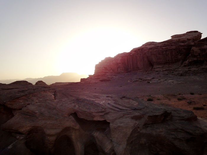 Arid Landscape Beauty In Nature Desert Deserts Around The World Extreme Terrain Geology Outdoors Rock Formation Scenics Tranquil Scene Travel Destinations Vacations Wadi Rum Wadi Rum National Park, Jordan Lost In The Landscape
