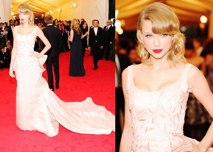 Taylor Swift Art Museum Oscar De La Renta Swiftie