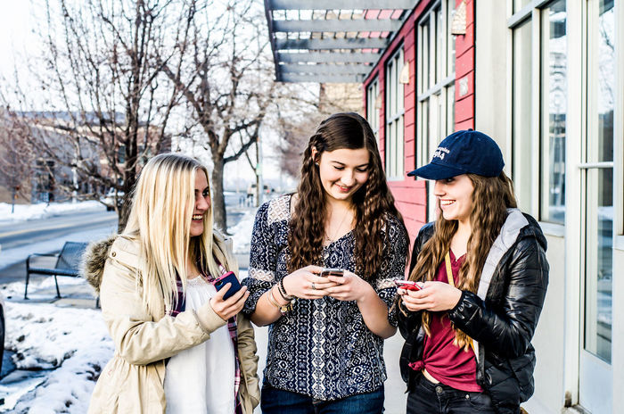 Youth Of Today First Eyeem Photo Phone Teenagers  Bestfriends Technology IPhone Pretty