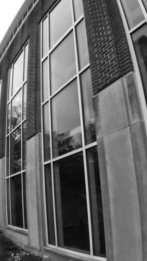 Built Structure Pattern Architecture Building Exterior Black & White Windows