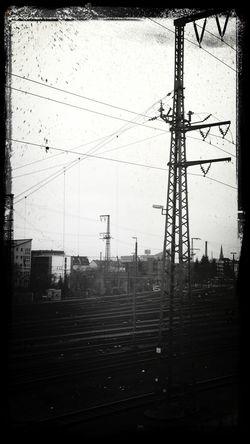 Traveling Train Station
