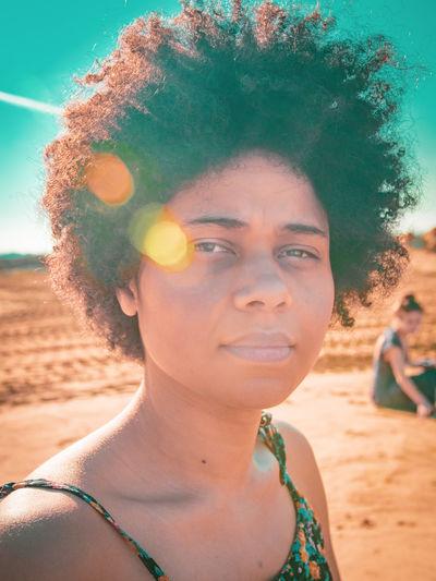 Black Woman in