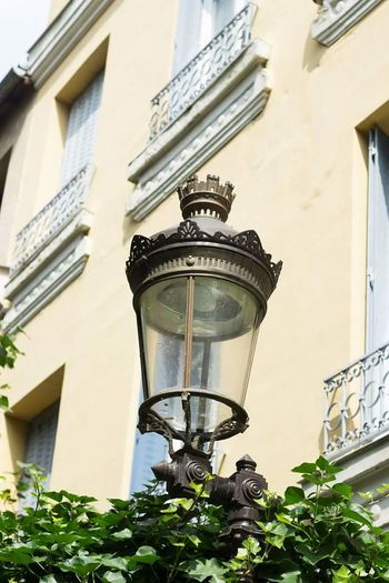 Lamp Paris Street Photography Rue