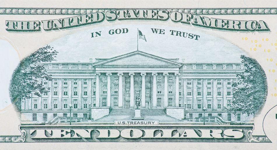 US Treasury on