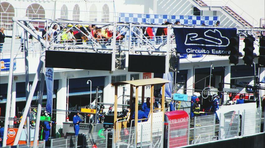Le Mans 24h in Circuit of Estoril.. Le Mans 24 Le Mans Race Autodromo