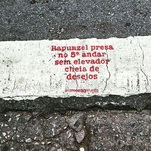 O chão da minha cidade Lovesaopaulo Basta ter olhos