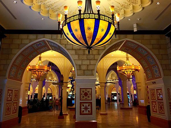 The golden hall Interior Design Architecture Taking Photos