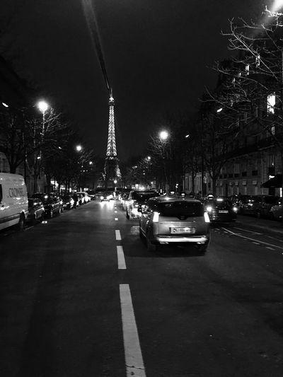 Trocadéro by night First Eyeem Photo