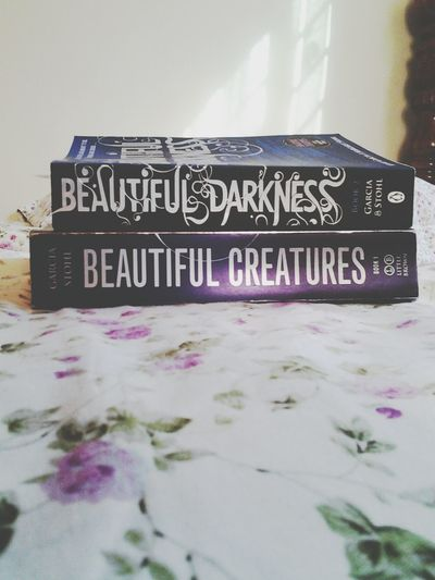 Beautiful Creatures Beautiful Darkness Books