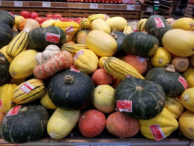 Healthy Eating Food Fruit Food And Drink Vegetable Variation Freshness Market Abundance Large Group Of Objects No People Day Yellow Healthy Lifestyle Indoors  Supermarket Close-up