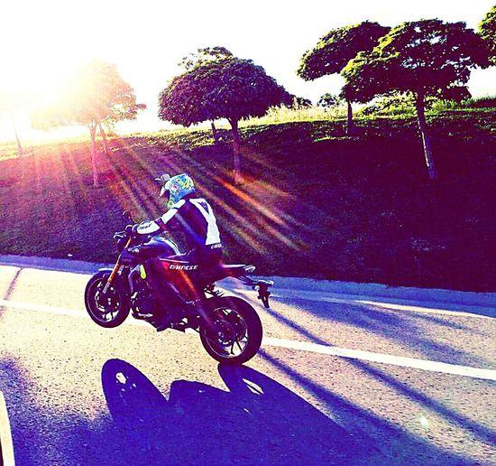 Motorcycle Motolove First Eyeem Photo