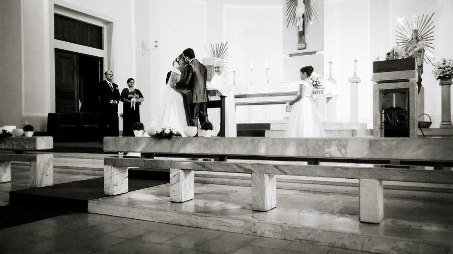 Casamento Noivos Cerimonia Amor Love Wedding Photography Wedding Bride And Groom Ceremony First Eyeem Photo