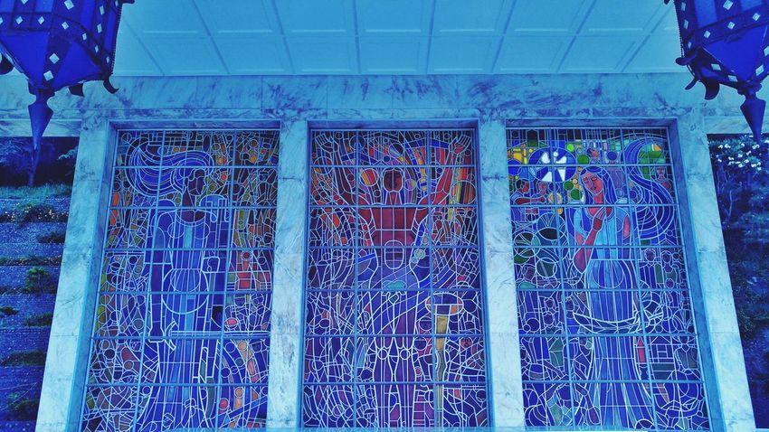 Man and Women. Mosaic Tiles Mosaic Portrait Mosaic Art Color Explosion Color Portrait EyeemPhilippines
