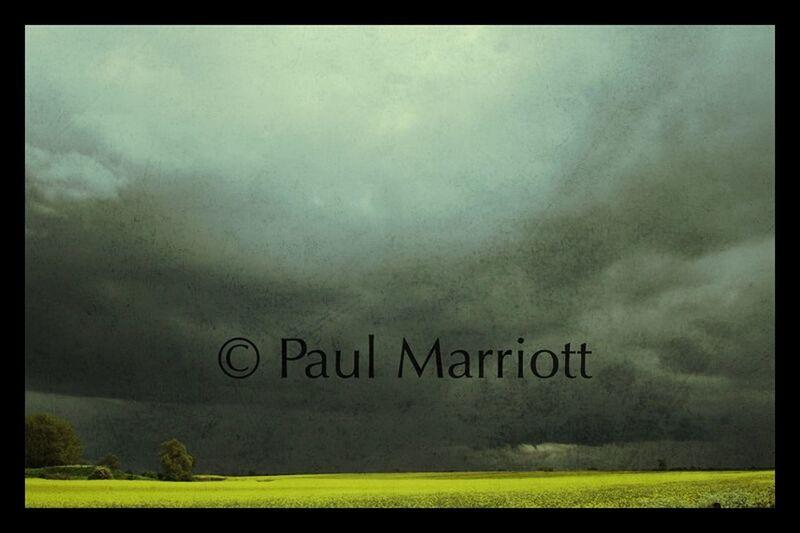 Hope I'm back before the rain starts #onmebike Stormy Weather Peterborough