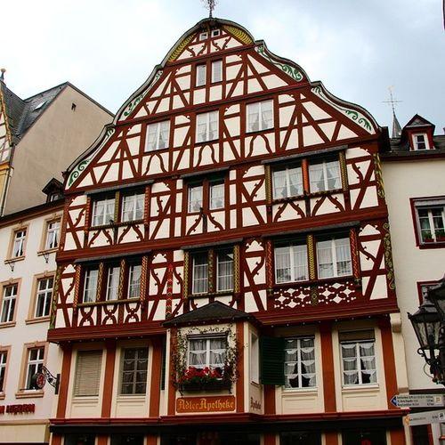 Beautiful Old Building Bernkastel Kues