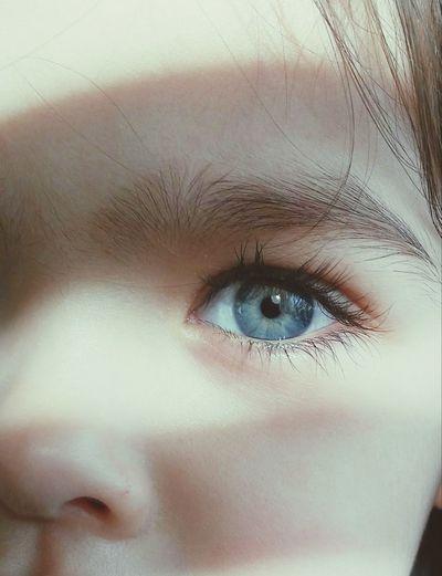 Pure First Eyeem Photo Blue Eyes Pure Beauty Pure Heart
