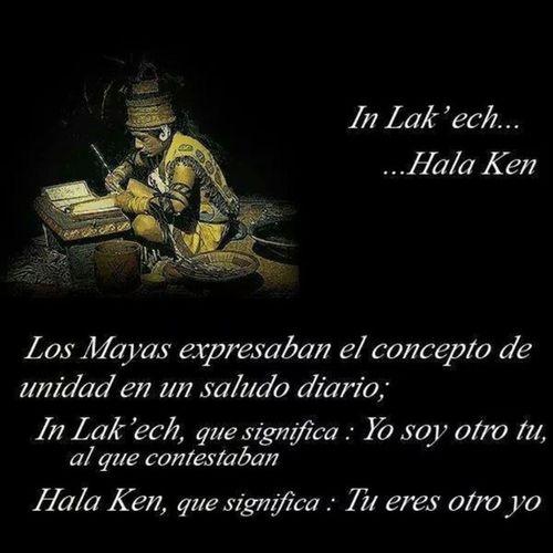 Sabiduriaancestral Mayas TodosSomosUno
