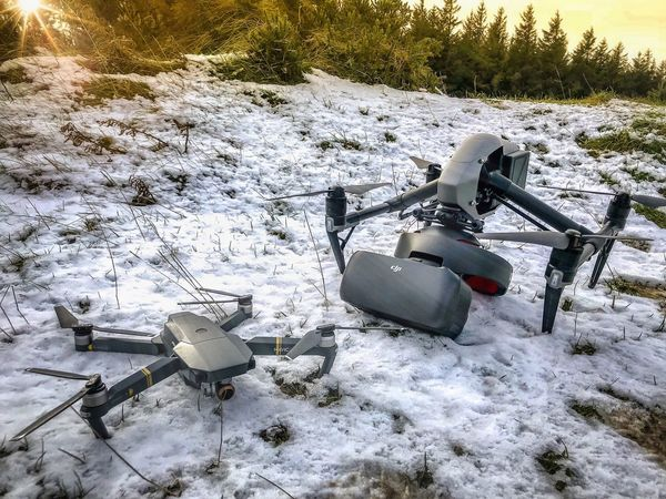 DJI SAR DJI Inspire 2 Dji Goggles Mavic Pro Dublin Dublin Mountains Dji Wicklow Mountains  Wicklow Searchandrescue Sar Ireland Dronephotography Drone  Snow Cold Temperature Winter Weather Nature No People Outdoors Beauty In Nature Day