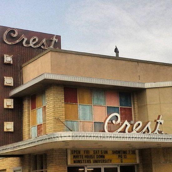 Crest Cinematreasures