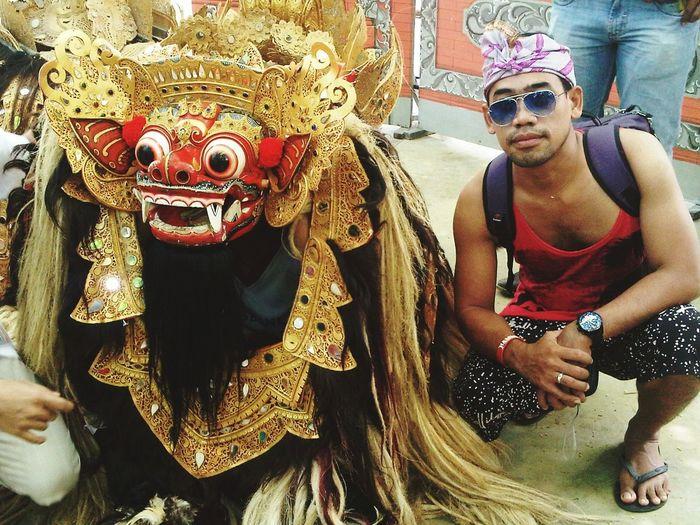 Garuda Wisnu Kencana Bali Dance Barong Bali Wonderful Indonesia
