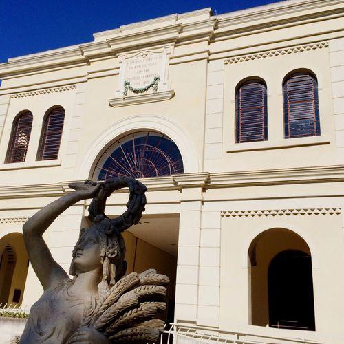 Historical Building Imigration Visiting Museum Museu Museudaimigração
