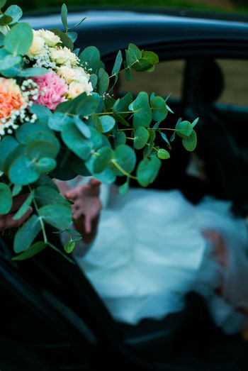 Romantic Wedding Beauty In Nature Bouquet Bouquet Of Flowers Bouquets Close-up Day Flower Flower Collection Flower Head Flowers Fragility Freshness Green Color Growth Leaf Nature No People Outdoors Plant Rose - Flower Scent Sences Wedding Day