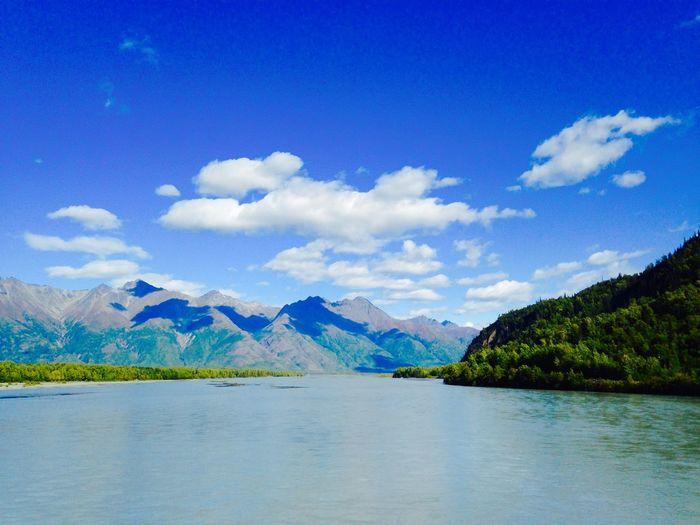 Edge Of The World Alaska Ak  907 My Alaska I Love Alaska Into The Wild Nature Great View Knik River