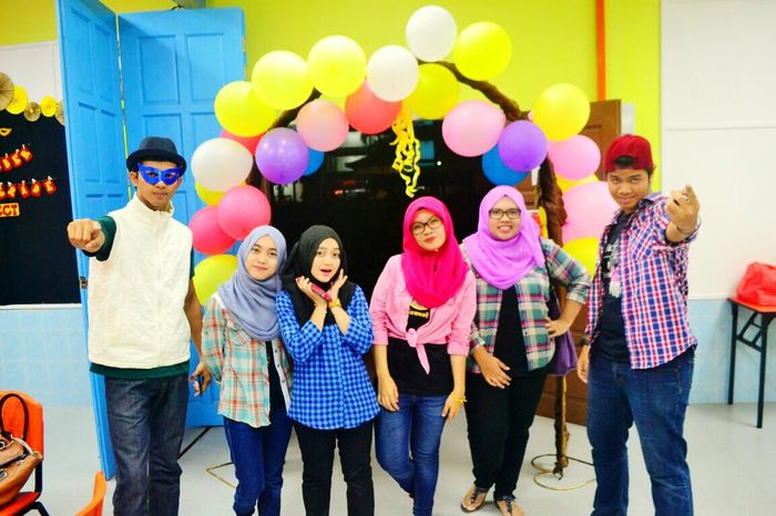 Crazy classmates. Johorean Malaysian CctClass Uitmns Classmates Businessstudies Uitmjohor
